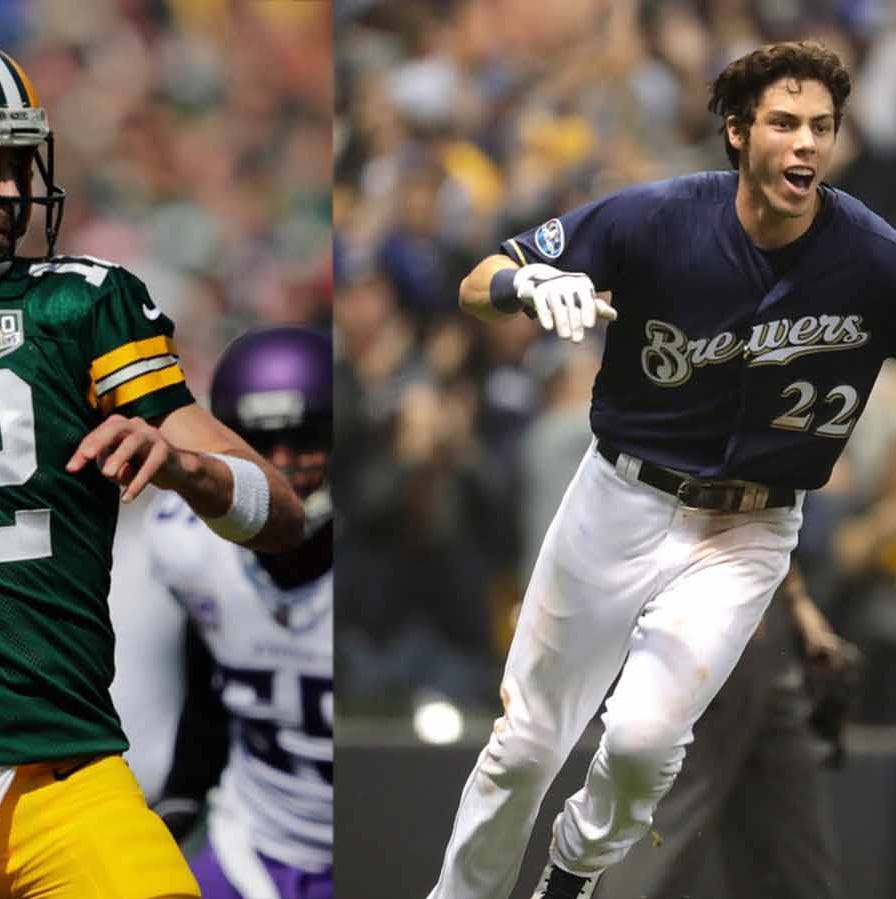 Which game to watch? The Brewers or the Packers?