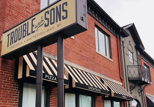 Trouble and Sons Pizzeria opens at 133 E. Silver Spring Drive Tuesday.