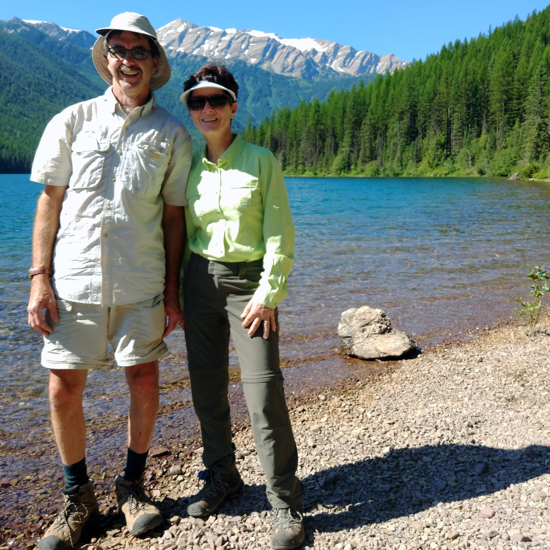 Stingl: Camera lost by Racine couple in the Montana wilderness in 2012 found by fellow Badgers