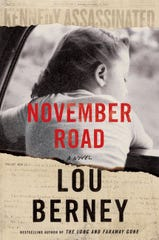 November Road. By Lou Berney. William Morrow.