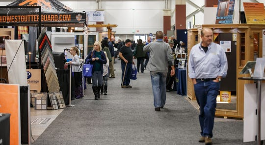 Home improvement solutions, and the people who can help you make them happen, will be on hand at the NARI Milwaukee Home & Remodeling Show at State Fair Park's Wisconsin Exposition Center this weekend.