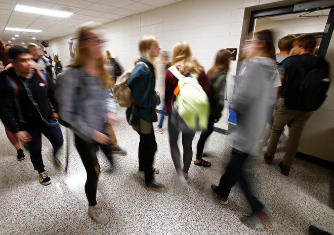 Cedarburg High School was named the top high school in Wisconsin by U.S. News.