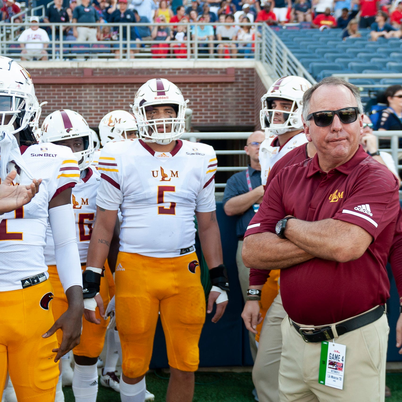 'It's one game': ULM not satisfied with win, wants more