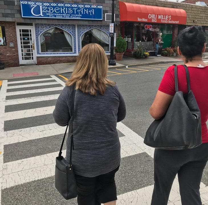 Boonton launches second pedestrian safety campaign