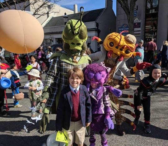 The Madison Area Chamber of Commerce will host their 2018 Halloween Parade and Magic Show starting at 12:30 p.m. Saturday, Oct. 27, 2018.