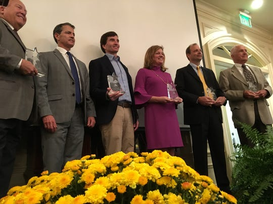 Honorees at the annual River Region Ethics and Public Service Awards included business leaders and non-profits.