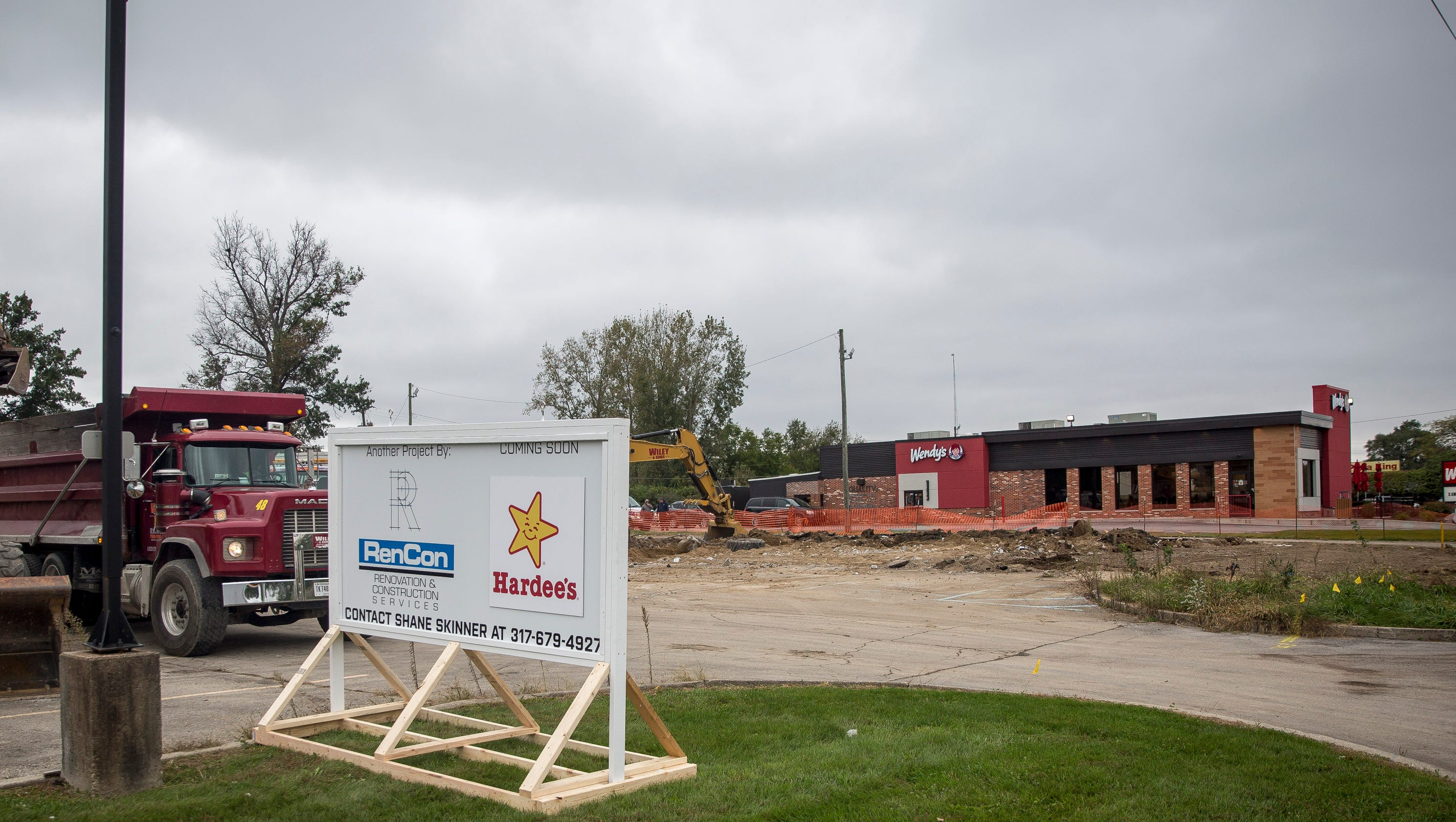 Hardee\'s returning to Muncie: When it\'s expected to open