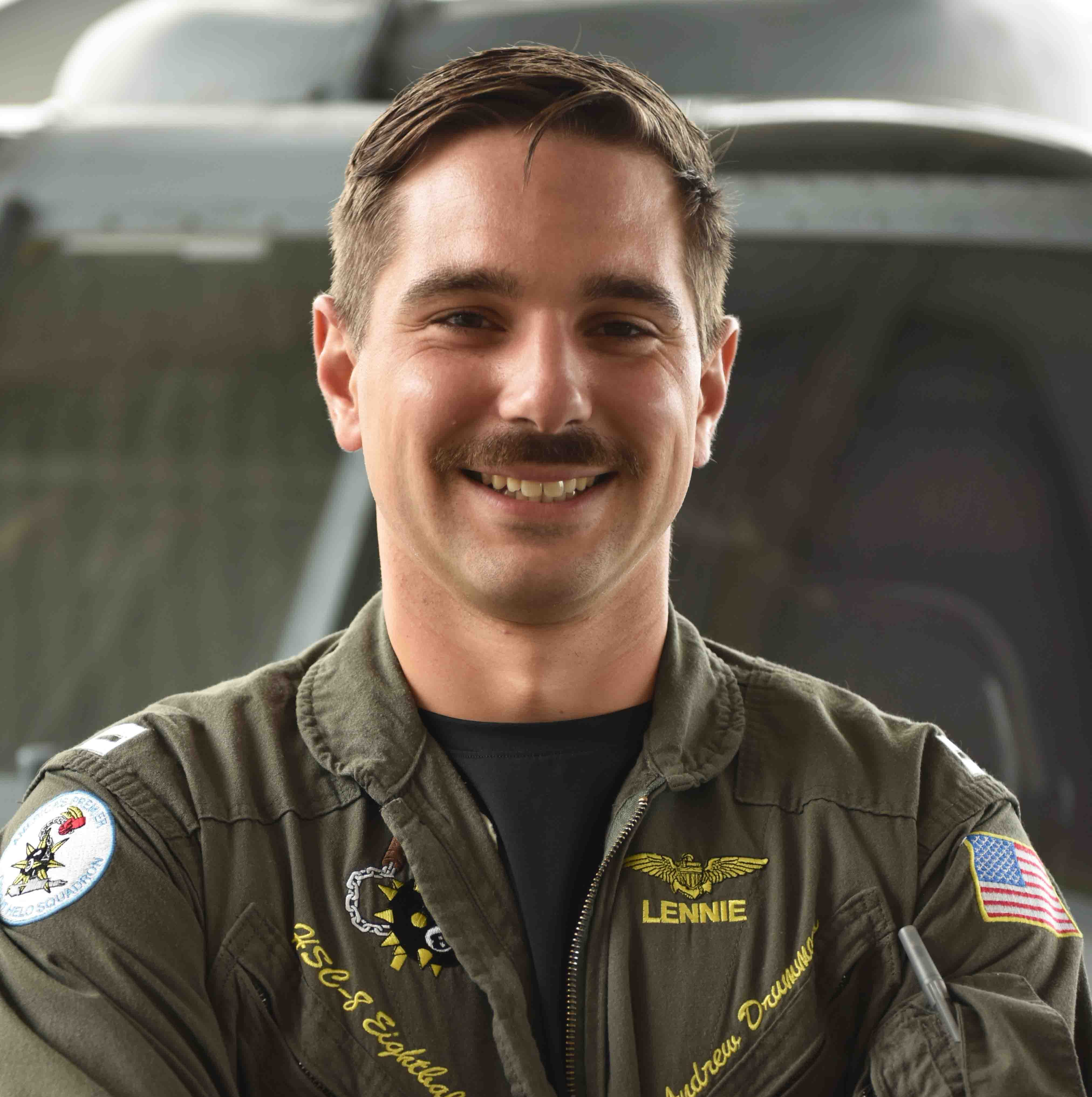 Friends and Neighbors: Yorktown native serving as Navy pilot