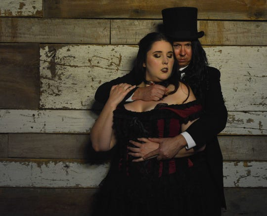 'Jekyll and Hyde' takes the stage at Center for the Arts.
