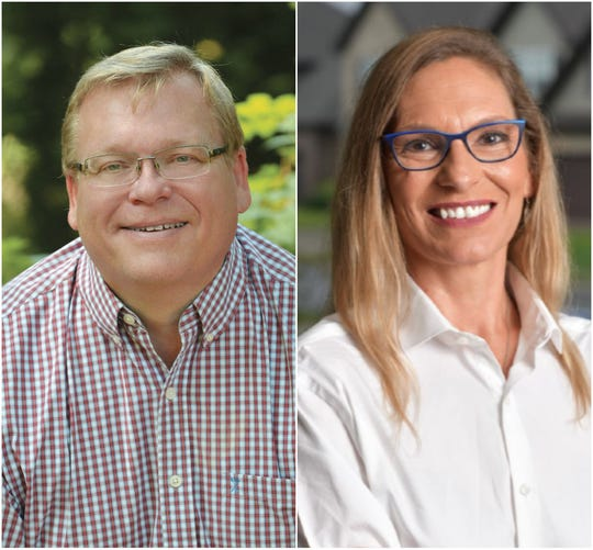 Republican Tim Rudd faces a challenge from Democrat Jennifer Vannoy to represent District 34 in the Tennessee House of Representatives.