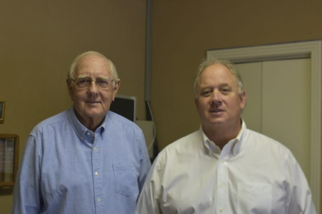 Joe Empson and Craig Empson will close Empson Drug Company after 72 years in business on Wednesday, Oct. 17.