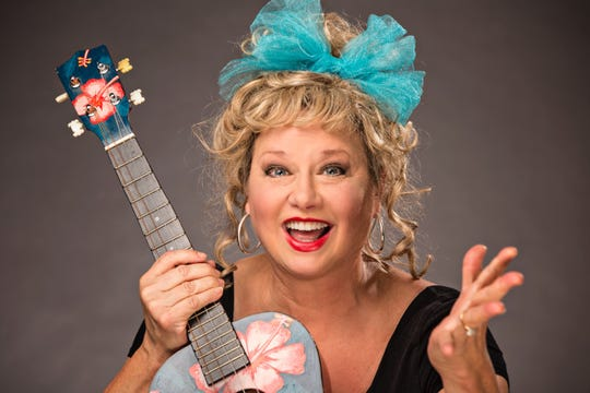 """Victoria Jackson, a former """"Saturday Night Live"""" cast member will be among the performers at the Paul Aldrich and Friends Christmas Comedy Show Friday, Dec. 7, at Generations Church in Franklin."""