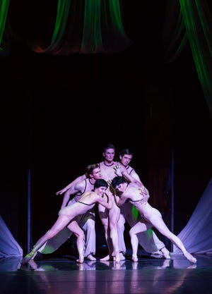 Seven Deadly Sins presented by Nashville Ballet and Ten Out of Tenn.