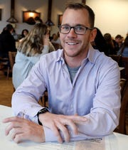 Crosby Keltner bought the Pancake Pantry from its longtime owners last year.