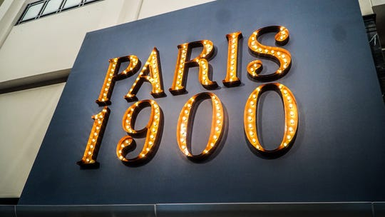 "Part of the ""Paris 1900: City of Entertainment"" exhibit at Frist Art Museum. Oct. 12-Jan. 6"