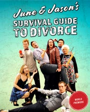 """June and Jason's Survival Guide to Divorce"" plays Oct. 24 through Nov. 18 at Sugden Theater."
