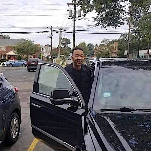 John Legend pops into NJ 7-Eleven and leaves a lasting impression