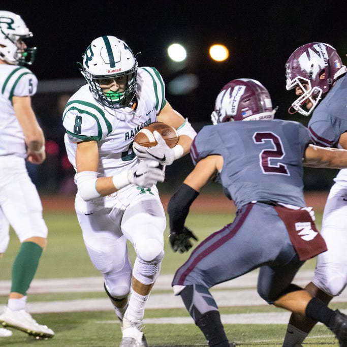 Luke Ragone of Ramapo named North Jersey Football Player of the Week for Week 6