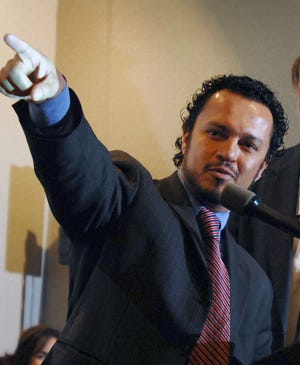 Al Alvarez in 2009.