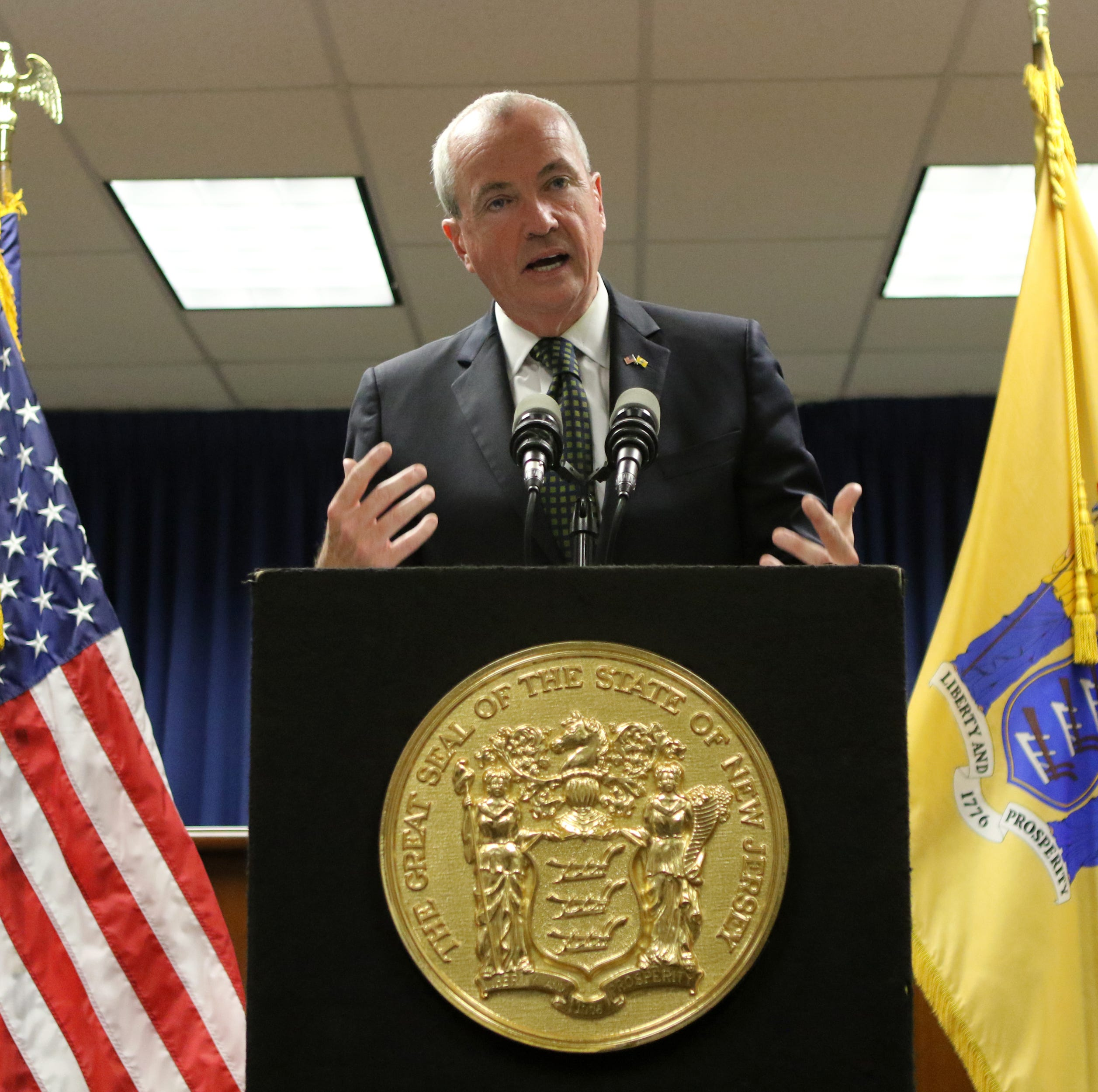 NJ Legislature plans investigation into Murphy's handling of sexual assault allegations