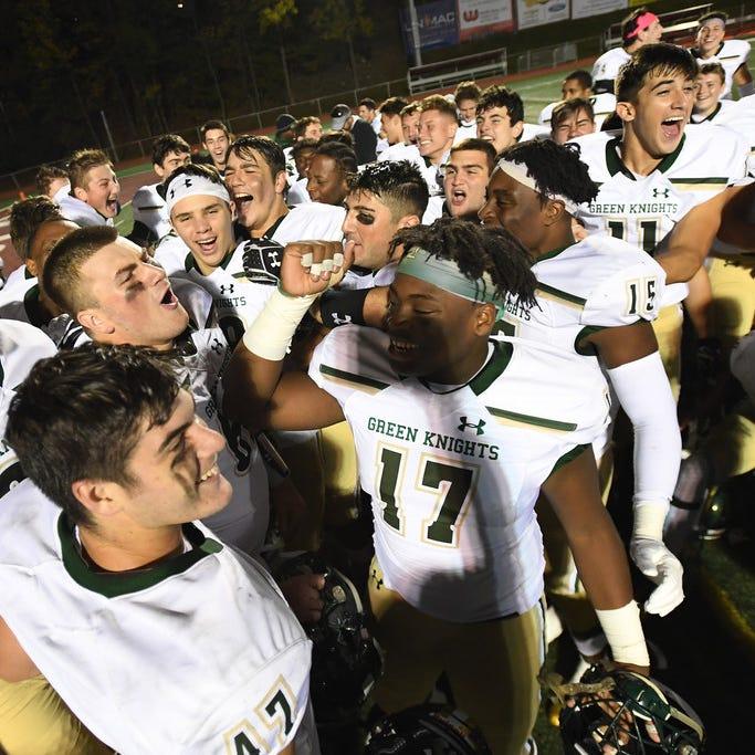 Cooper: A grieving Elijuwan Mack has big moment for St. Joseph football