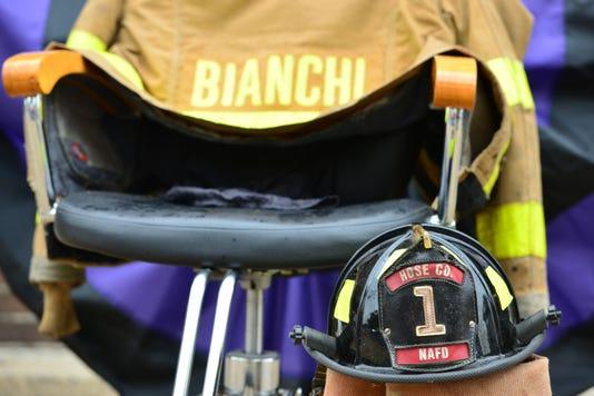 Funeral For North Arlington Mayor Joseph Bianchi