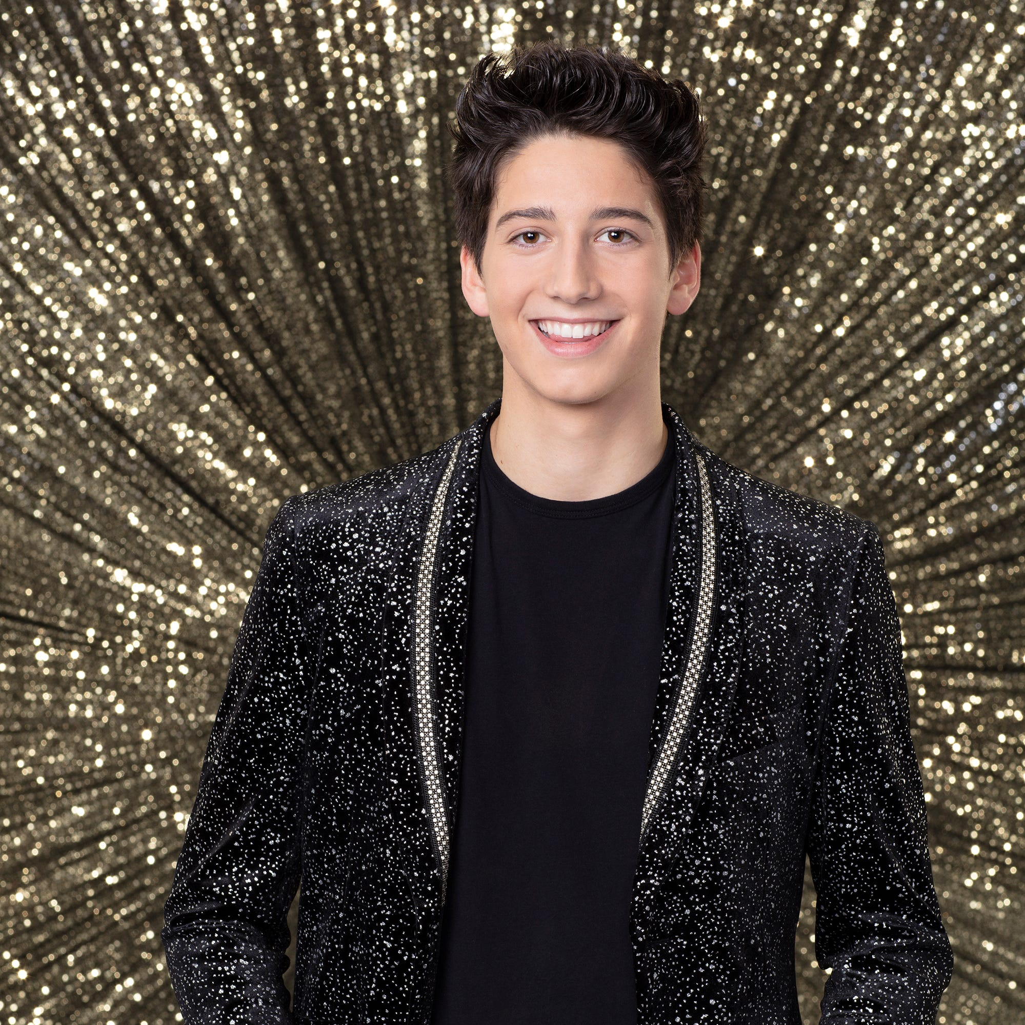 'Dancing with the Stars' frontrunner Milo Manheim preparing for a perfect 10