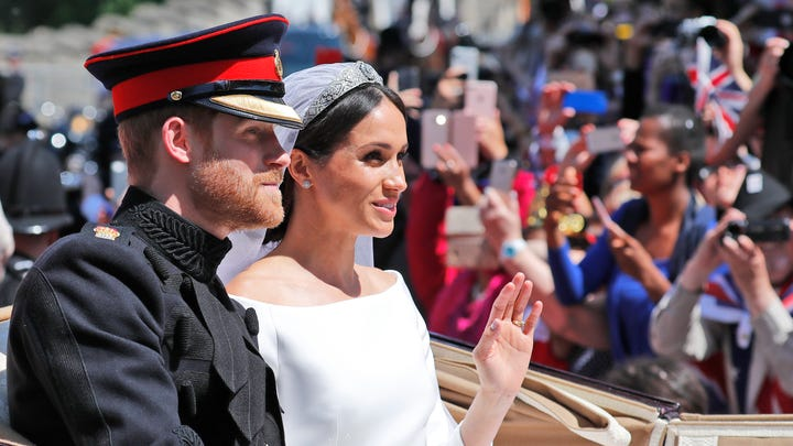 Our questionable obsession with Prince Harry, Meghan Markle and other royal figures