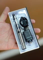 Pen-shaped vaping kit for sale at South West Vape in Las Cruces.