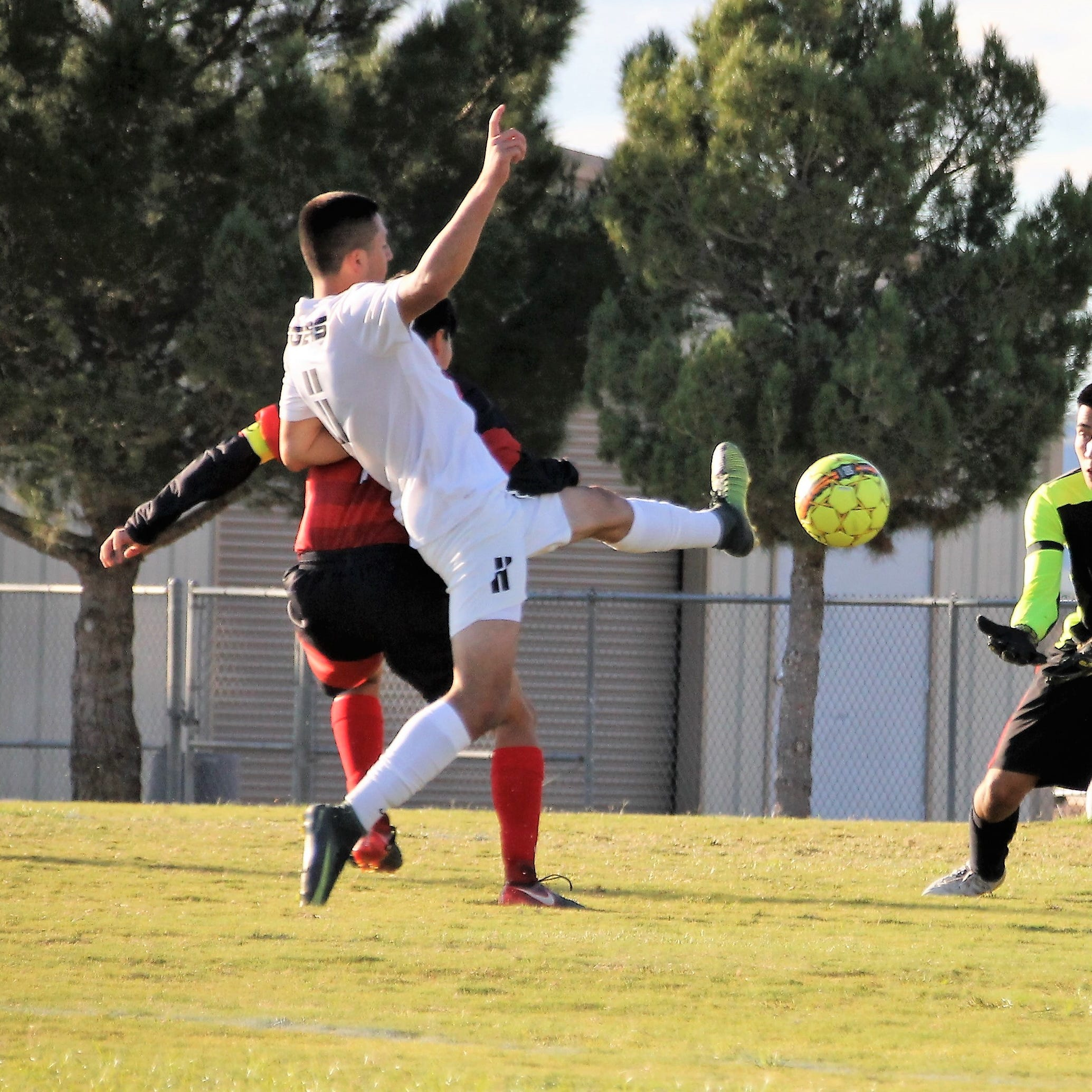 Tiger Boys soccer team looking to win state for second time