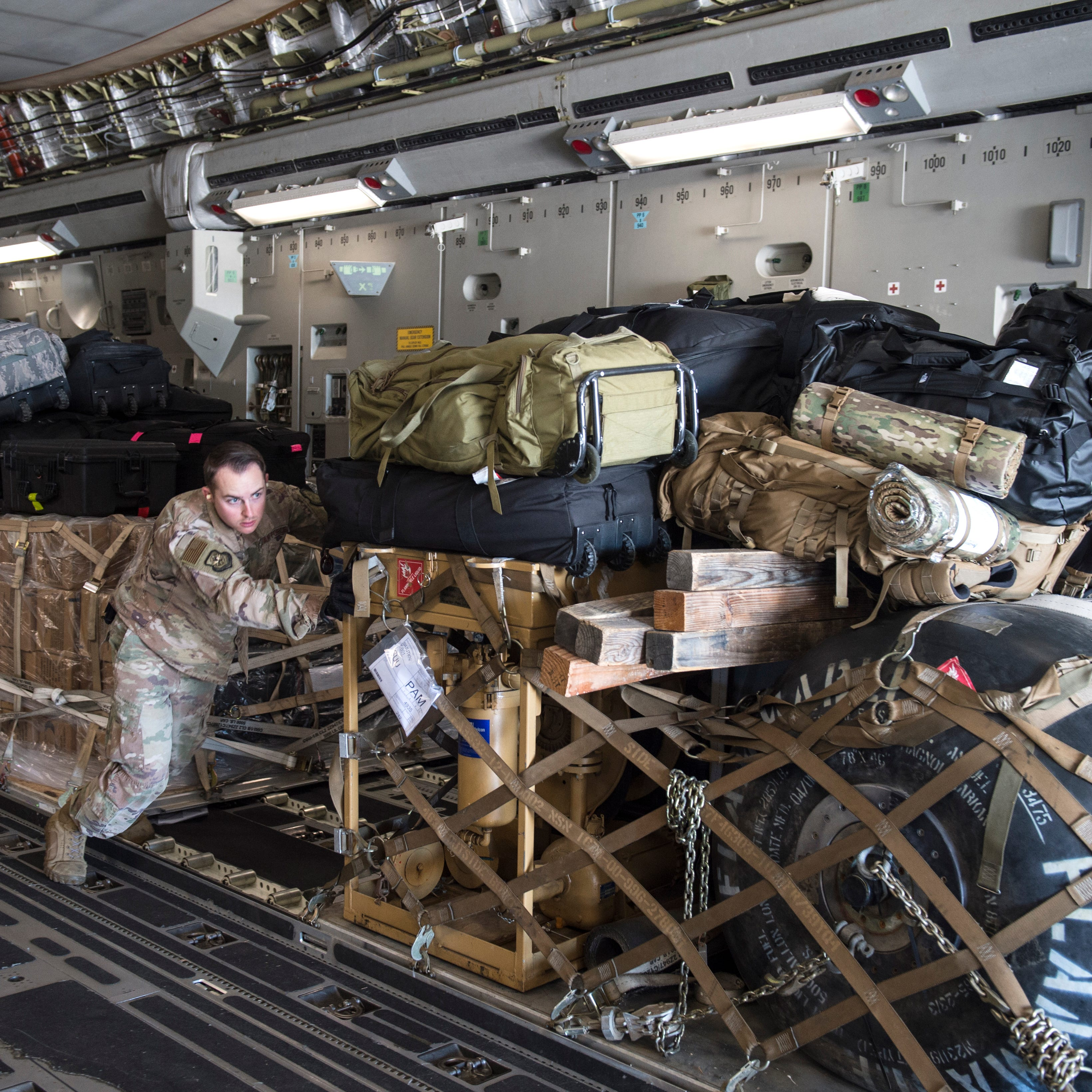 CRG provides hope to Tyndall AFB after Hurricane Michael wreaks havoc