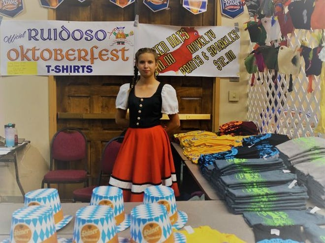 Oktoberfest offers fun for the family , great food and music Oct. 19-20.