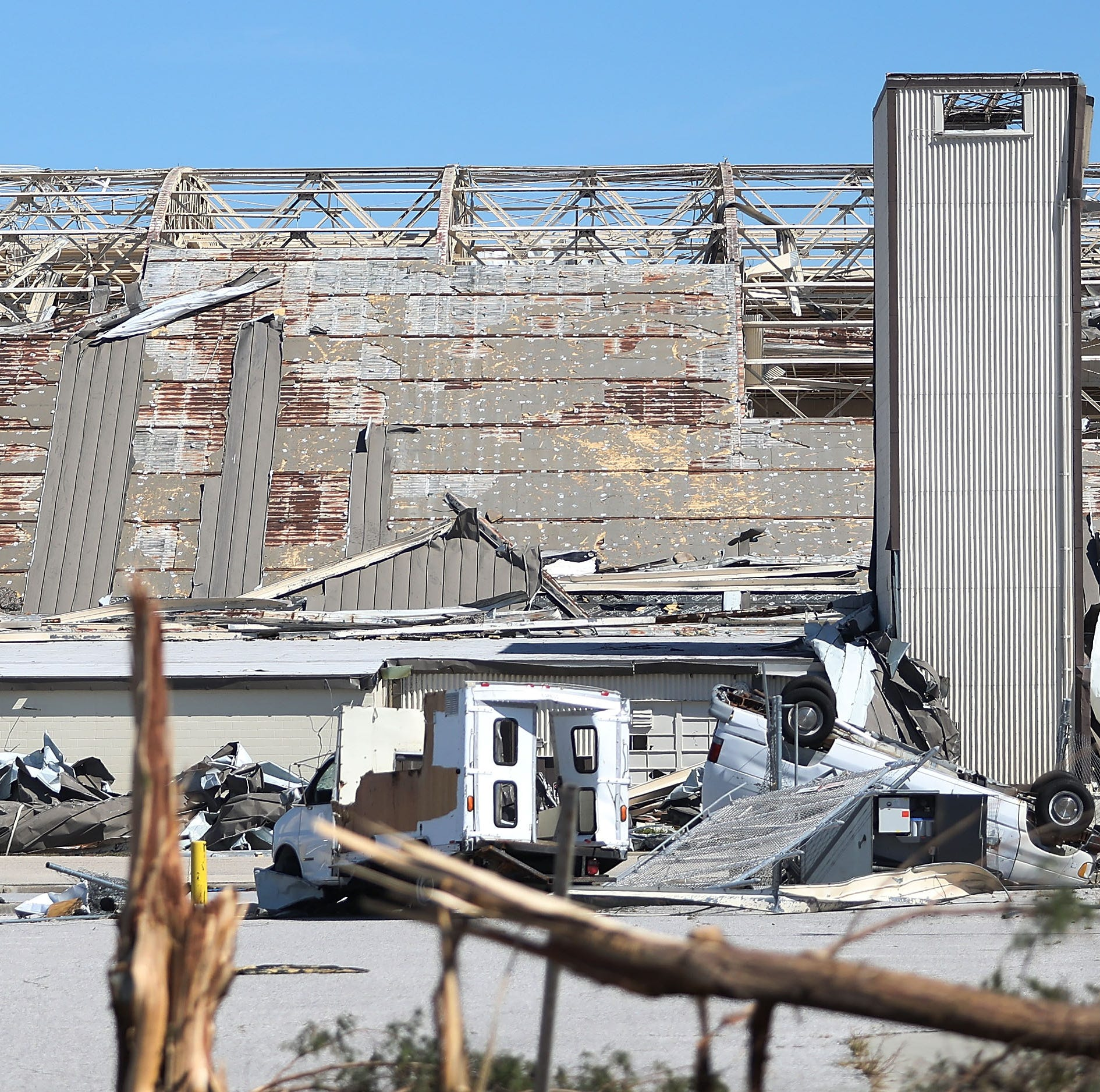 Fate of Tyndall Air Force Base F-22 Raptors still unknown post-Hurricane Michael