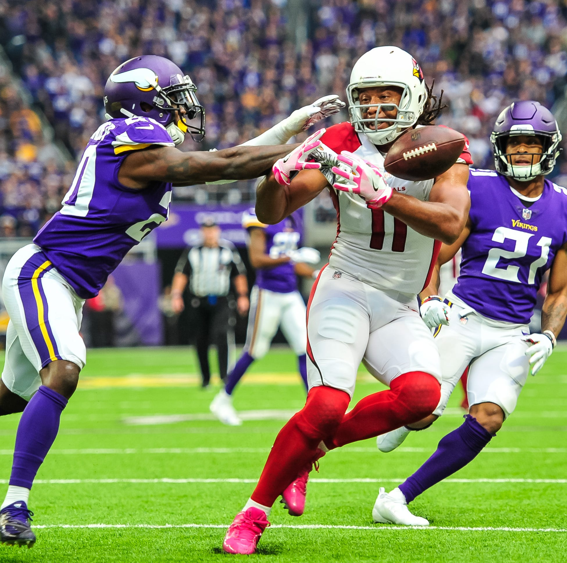 Larry Fitzgerald's dad rips Arizona Cardinals' Mike McCoy, Steve Wilks on Twitter