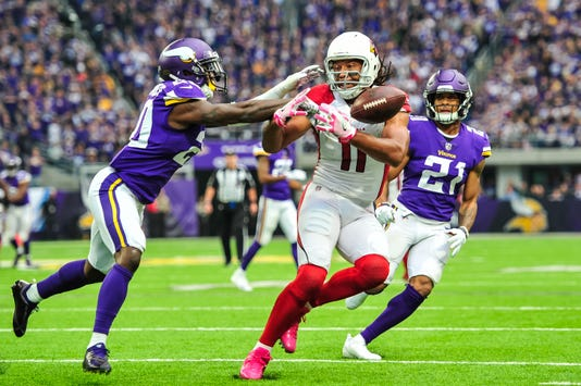 Nfl Arizona Cardinals At Minnesota Vikings