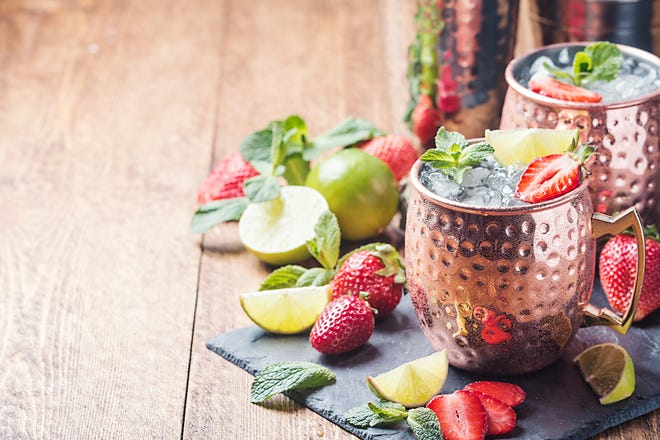 The Moscow Mule is beloved in the City of Angels.