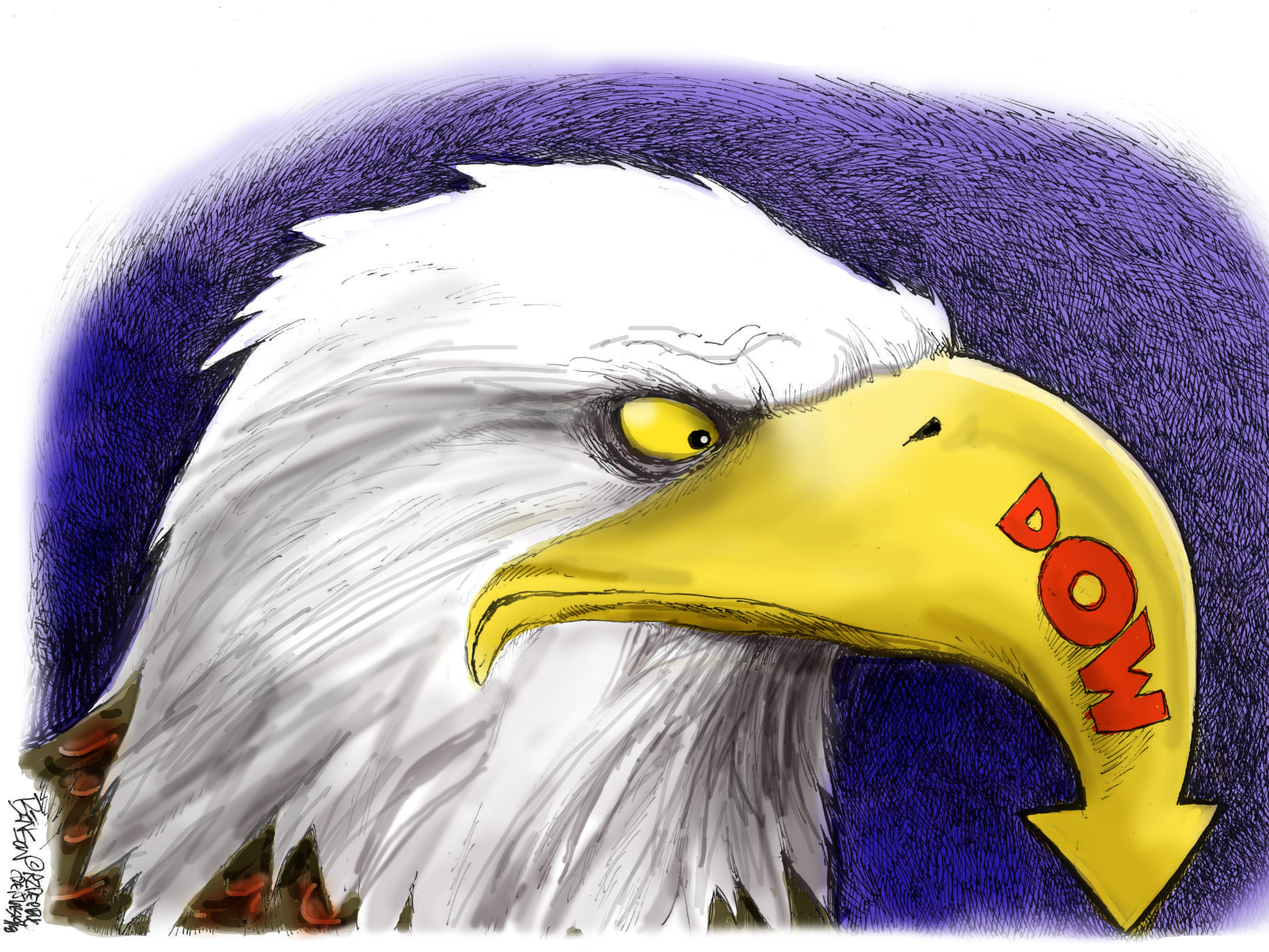 Cartoon for Oct. 14, 2018.