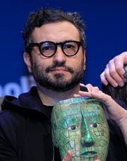 El director Alonso Ruizpalacios