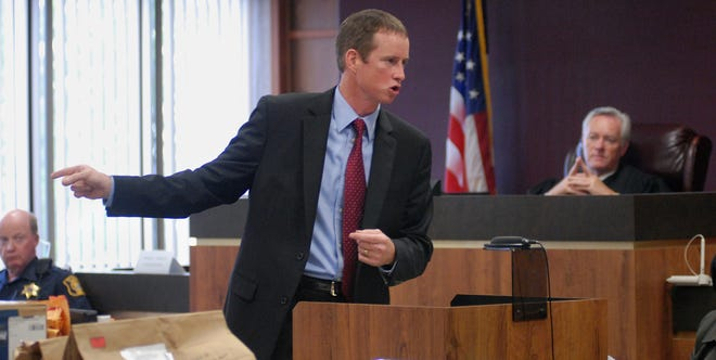St. Clair County Circuit Prosecutor Mike Wendling has been named chair of the Michigan Commission on Law Enforcement Standards.