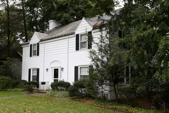 A home for sale on St. John Parkway in the Town of Poughkeepsie on October 15, 2018.