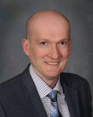 Dr. Irakli Mania, psychiatrist and medical director of Keystone Behavioral Health.
