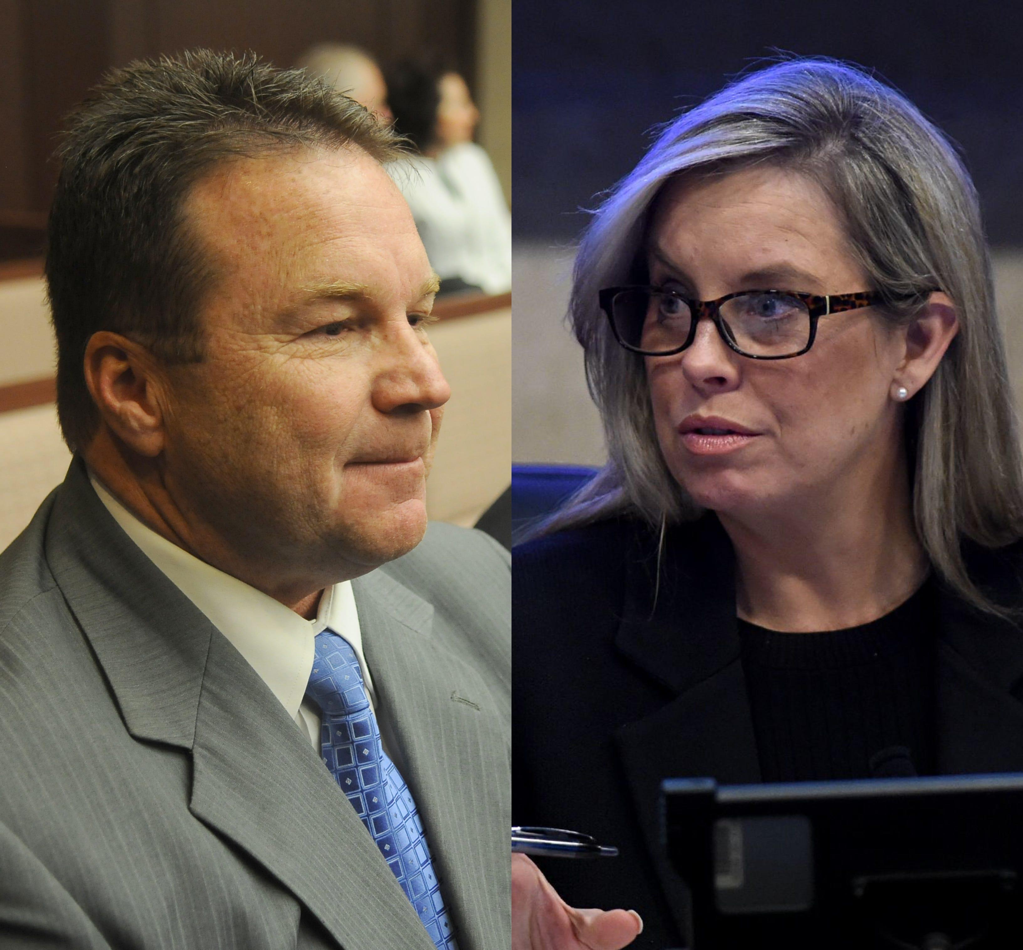Watch: Eddie Lorton, Hillary Schieve in Reno mayoral debate | Reno Gazette Journal