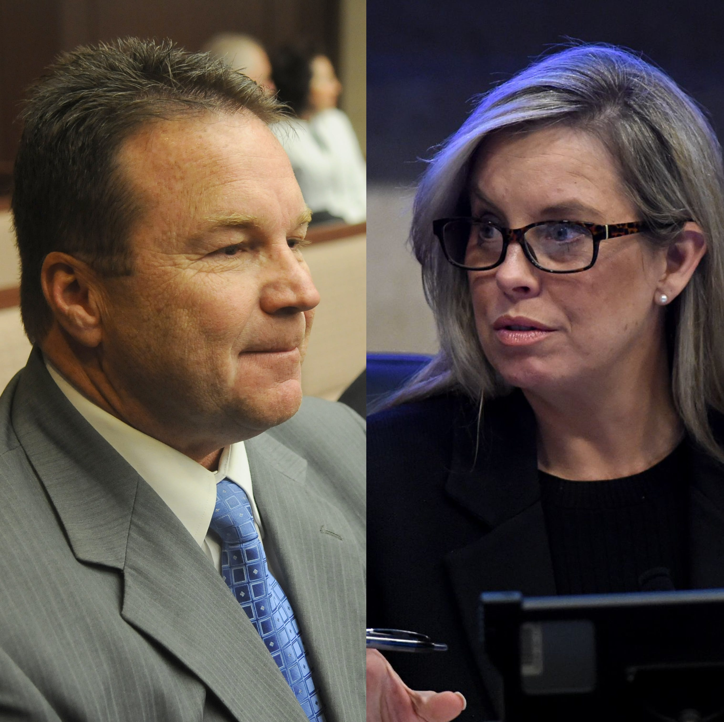 Watch live: Hillary Schieve, Eddie Lorton debate in Reno mayoral race