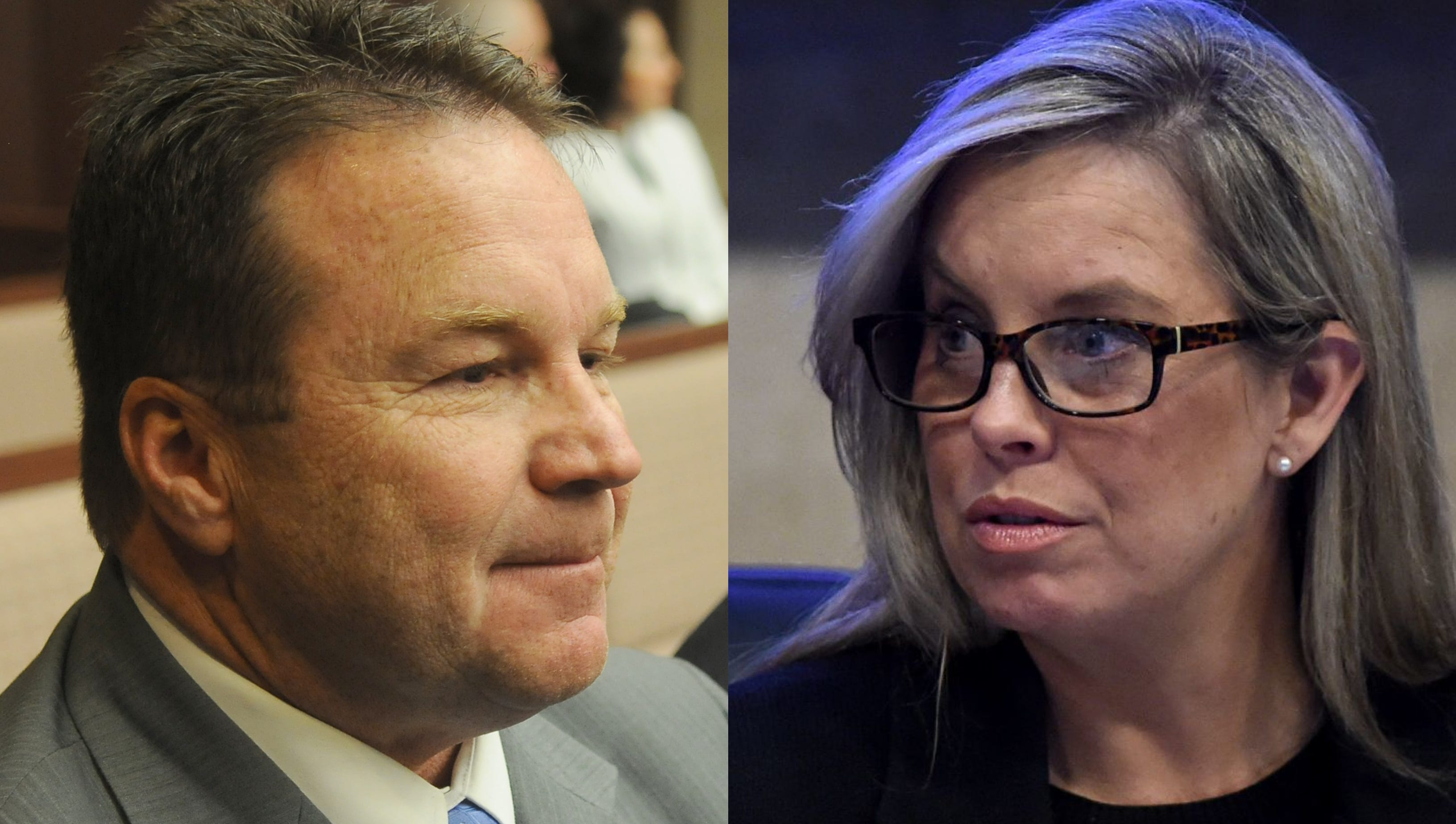 Your guide to the Reno mayor's race: Hillary Schieve, Eddie Lorton on the issues