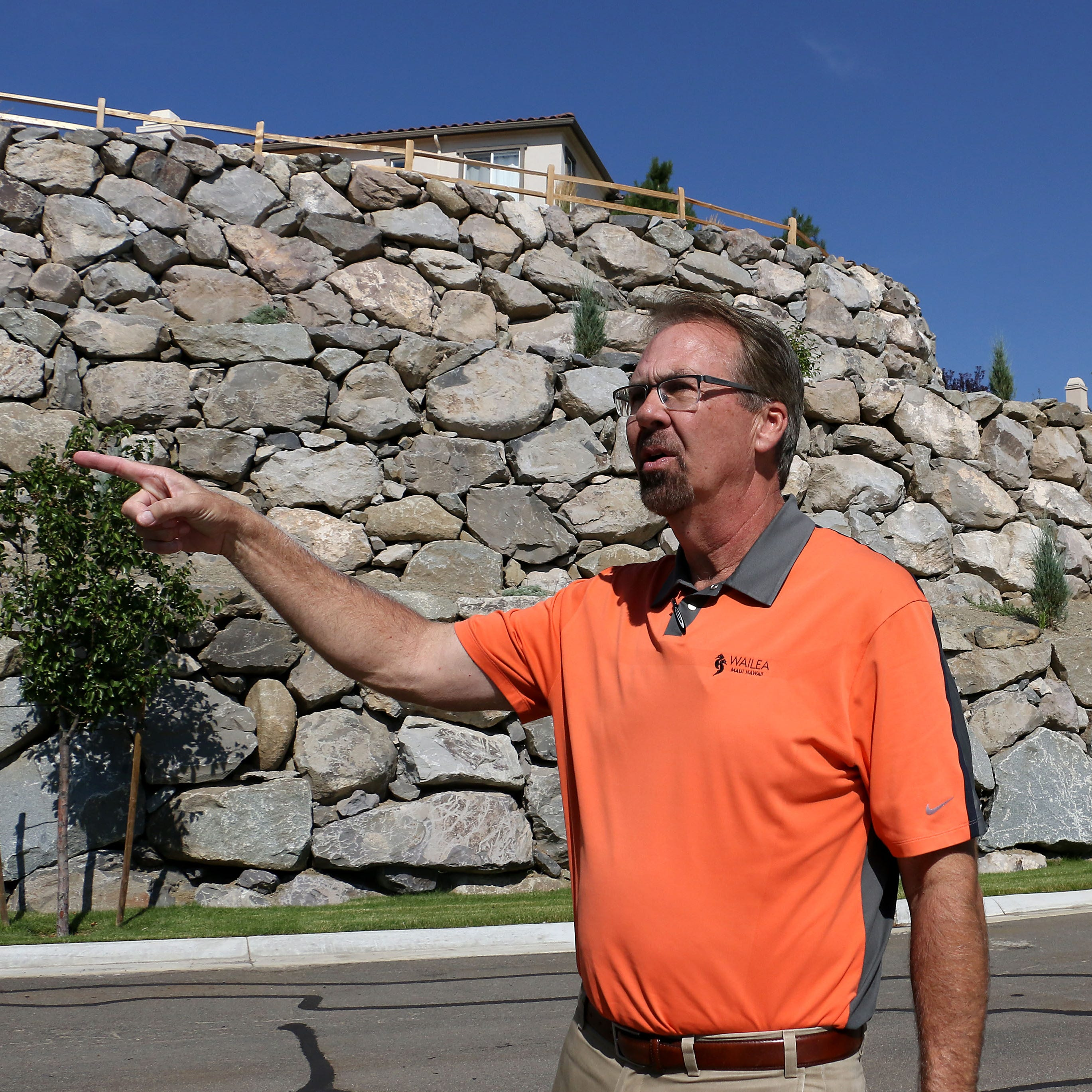 RGJ investigates: Somersett rock wall failures in Reno test Nevada construction defect law