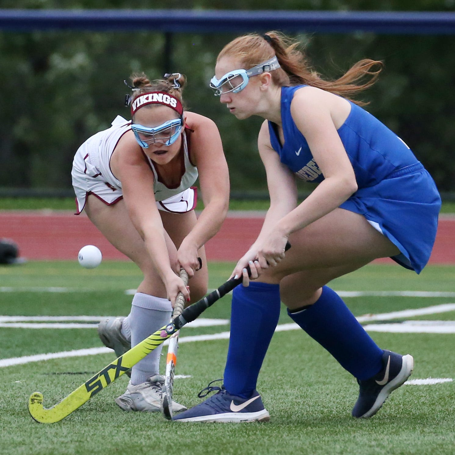Section V high school scores: Monday, Oct. 22