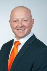 Colin Scantlin, RN, director of Rochester Regional Health's new Behavioral Health Access & Crisis Center.