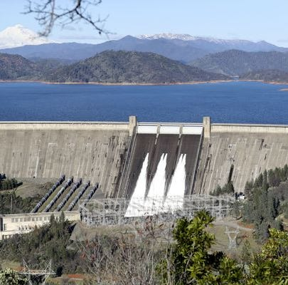 Shasta Dam raising project runs into legal, congressional roadblocks