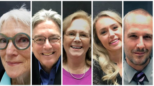 Redding City Council candidates 2018