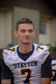 Sean Bodi, Stayton High School